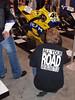 Me & Valentino Rossi's bike @ IMS