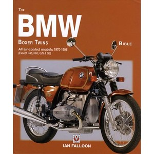 The BMW Boxer Twins 1970-1995 Bible: All Air-cooled Models 1970-1996 (except R45, R65, G/S and GS) (Hardcover) http://www.cvam.info/forum/viewtopic.php?f=40&t=421&p=2097#p2088