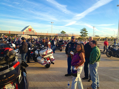 2012 Texas Honor Ride