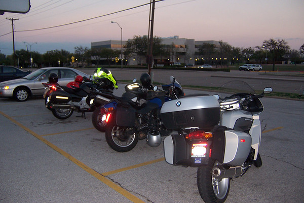 Bike Night - 031507