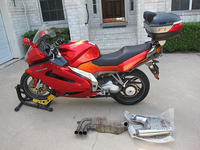 For Sale:  2001 aprilia Futura RST1000