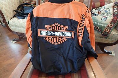 nylon jacket large