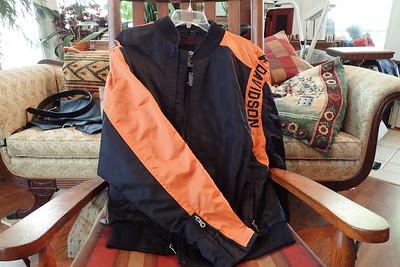 HD Nylon Jacket, large