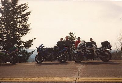 Old School - Trip & Bike Pictures