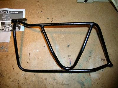 SOLD - Suzuki DR650 Side Racks