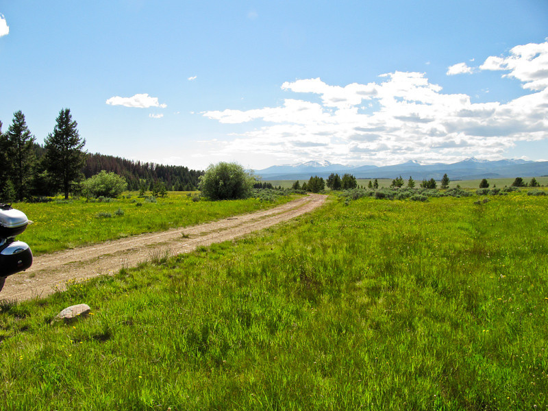 Exploring some backroads west of Anaconda, MT
