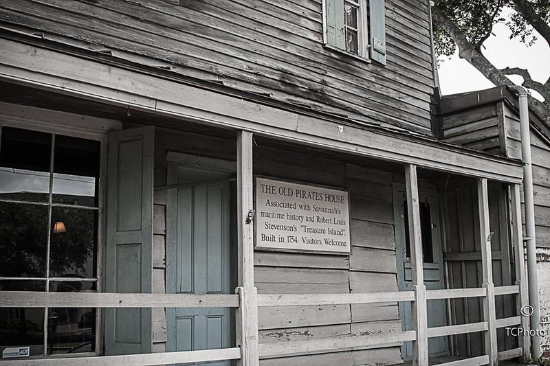 Old Pirates House, Savannah, GA