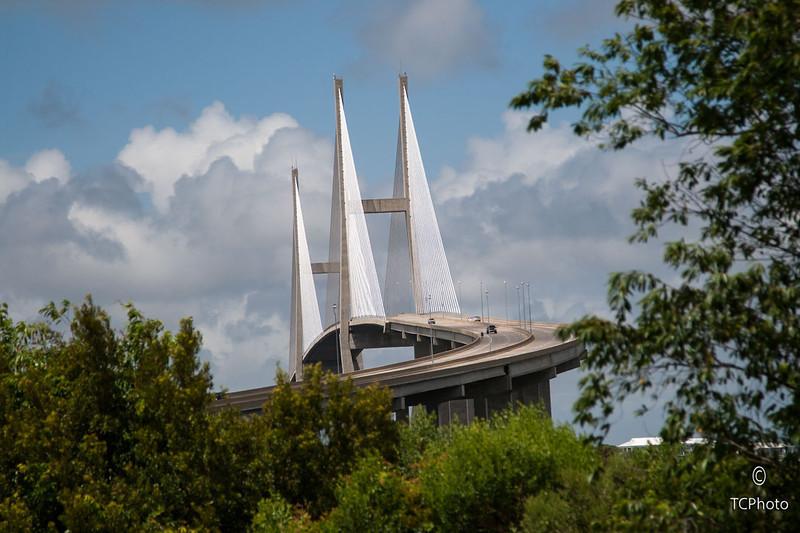 The Bridge to Jekyll Island, GA