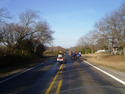 Bicycle group on FM 546!