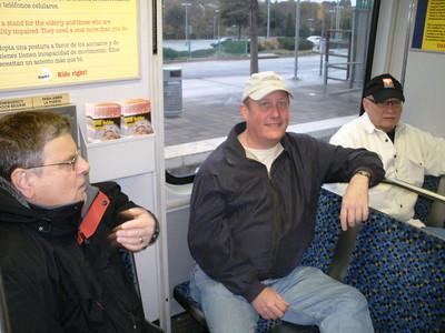 Howard, Jeff, and David