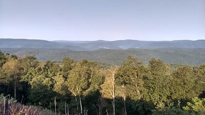 Ozark National Forest off AR 7 north of Dover