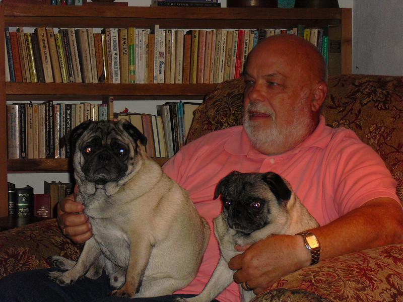 Don, Molly, Winston