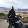 Castle Valley views as we head up the La Sal Mts