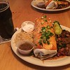 Dinner at the Moab Brewery