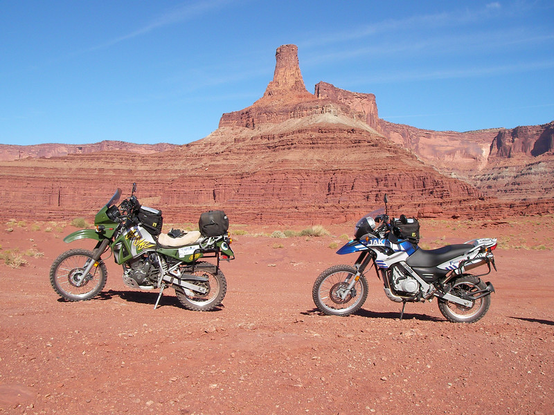 Shafer Trail- Taking us to the White Rim Trail in Canyonlands National Park