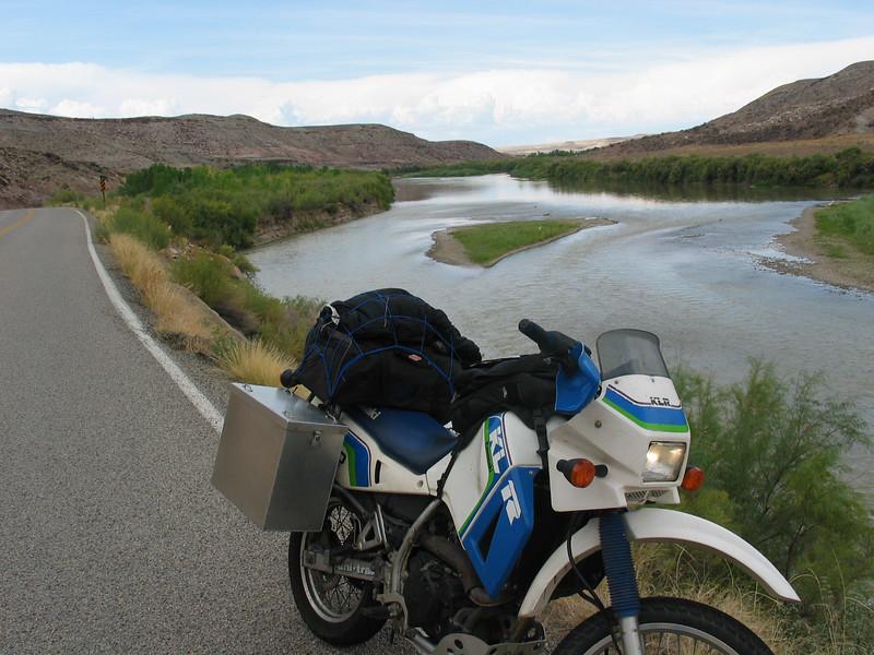 KLR & Colorado River