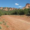 Sand Flats road
