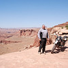 Up on the White Rim Trail