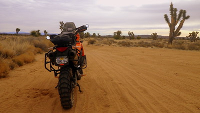 Mojave Road - December 27-29, 2014