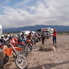 then in April I was off to Rally School in Nevada for 4 days of riding to learn navigation