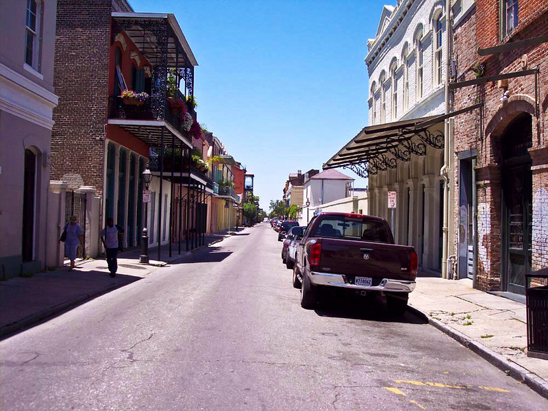 A walk in the French Qtr.