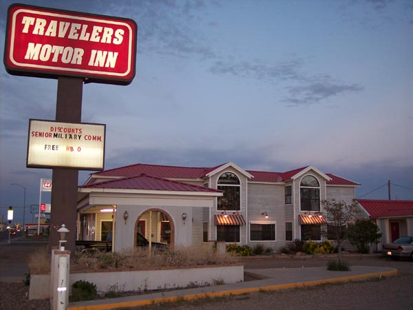 One of the original inns along route 66 and our overnight rest stop in Tucumcari, New Mexico.<br /> Altthough it had been updated, the motel still has three of the original rooms. It was a delight to stay here and has become a routine stopover when close.