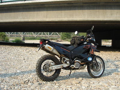 2007-08-12 Missoula-Shalkaho Pass Ride