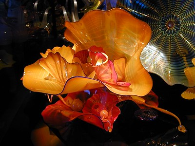 Dale Chihuly's Jelly Fish
