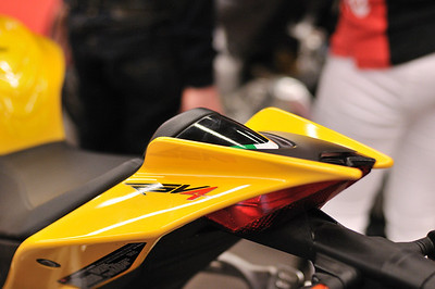 Montreal Motorcycle Show 2014