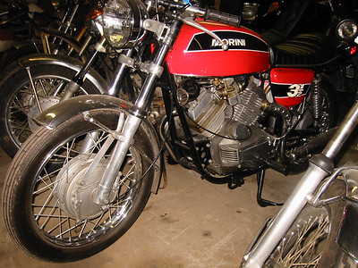 Nice mid-70's 3 1/2. These were really sweet bikes.