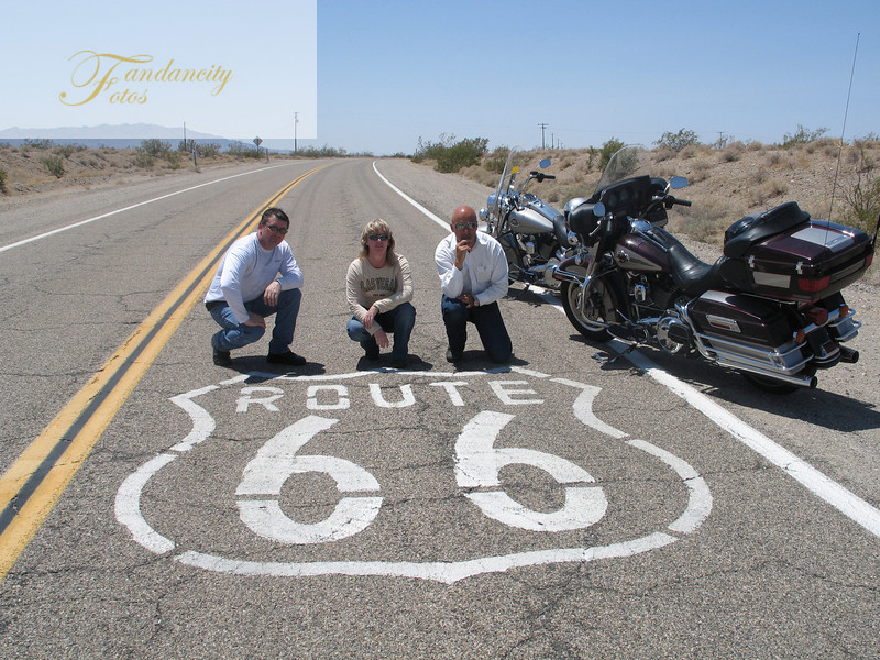 The Mother Road, Route 66