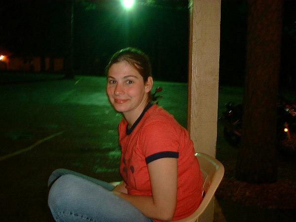 First night in Eureeka Springs