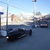Gas stop in Austin, Nevada