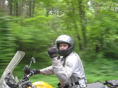 Morton's/BWDR/Dirtiy Dozen Memorial Day 2011 ride