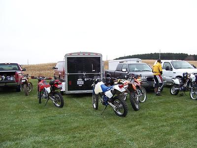 Moto-Leaf River Ride - 2006