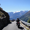 Passo di Gavia #7, sometimes 1 lane, sometime 2 lanes, an awesome pass - Italy
