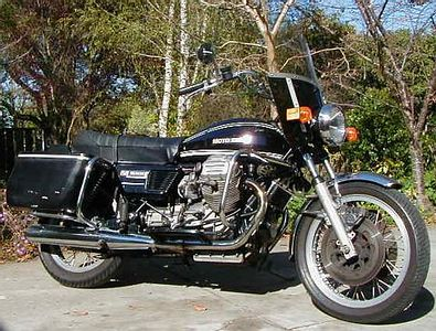 Moto Guzzi Convert