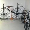 Chateau De Bosc bicycles pre 1880 tandem