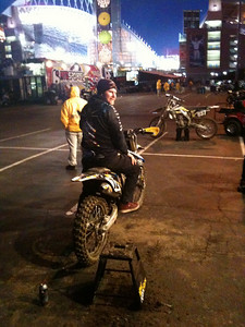 Seattle Supercross 2010