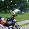 Andover, ME, lunch stop