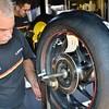 Balancing Dunlop's innovative Sportmax Q3.