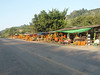 Roadside Orange Stands