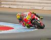 Valentino Rossi 2011 MotoGP Laguna Seca Turn 3.<br /> _D3C9007 8x10 Rossi