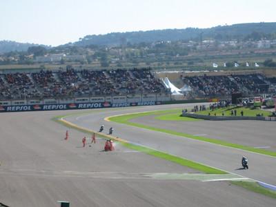 MotoGP Valencia 07