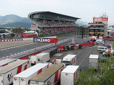 2008 MotoGP Catalunya