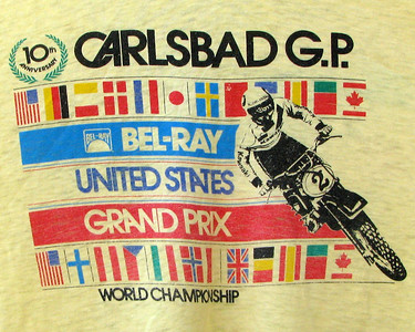 1980 USGP Carlsbad - 250 Support Class
