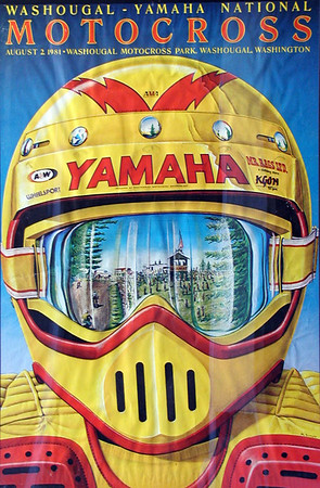 Washougal Poster from 1981