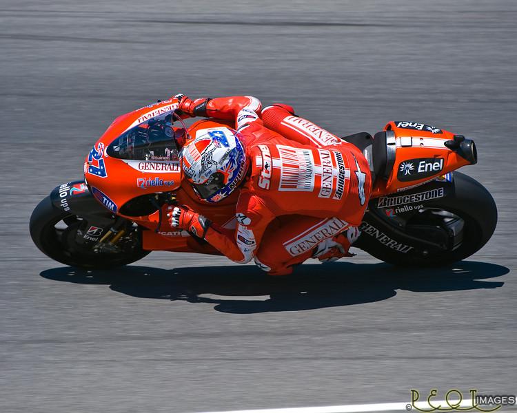 Casey Stoner AUS Ducati<br /> _D3C0494 RT C
