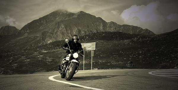 Motoraduno Riva & Guzzi