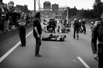 Motorbike event - Lyon France June 2011